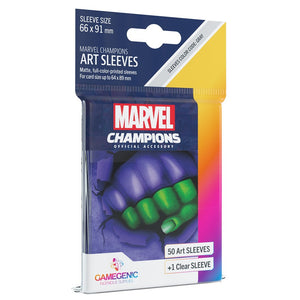 Gamegenic Marvel Art Sleeves - She-Hulk