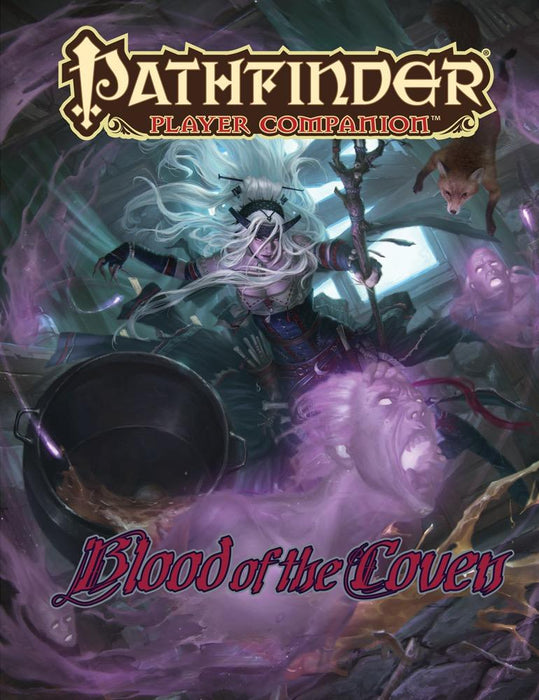 Pathfinder Player Companion Blood of the Covens