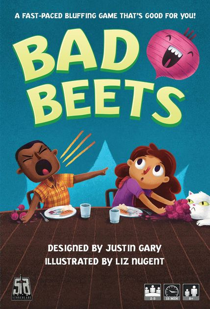 Bad Beets Card Game