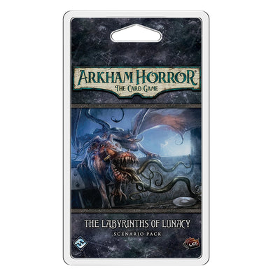 Arkham Horror LCG: The Labyrinths of Lunacy Scenario Pack