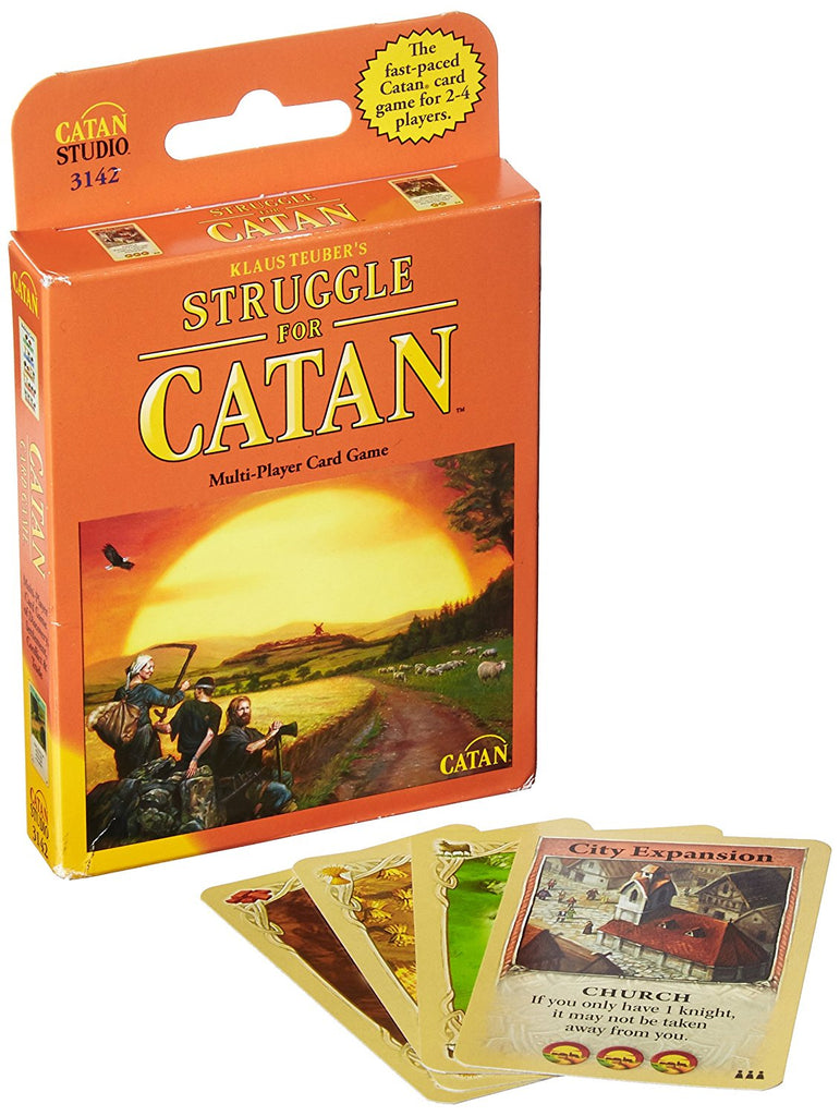 Catan Struggle For Catan