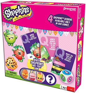 Shopkins Which Shopkins are you? Game