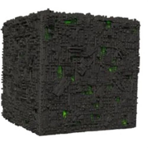 Star Trek Attack Wing: Oversized Borg Cube Expansion Pack
