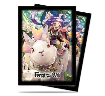 Ultra-Pro Force of Will Sleeves Kaguya Sleeves 65ct