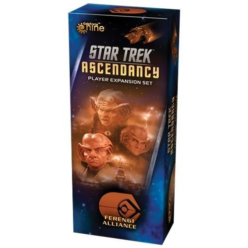 Star Trek Ascendancy: Ferengi Alliance Player Expansion Set