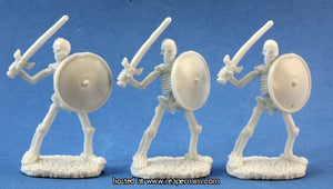 Dark Heaven: Bones Skeletal Swordsman (3)