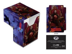 UltraPro Dungeons & Dragons Deck Box Count Strahd