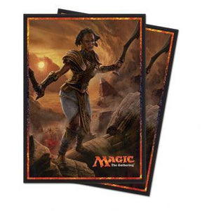 MTG Hour of Devastation Deck Protector Sleeves V3