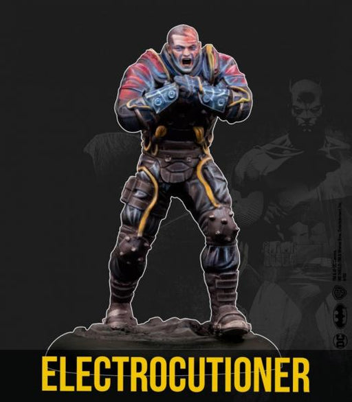 Batman Miniature Game: Electrocutioner (Resin)