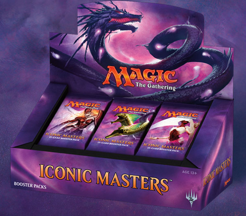 Magic: Iconic Masters Booster Pack