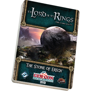 The Lord of the Rings Card Game Stone of Erech