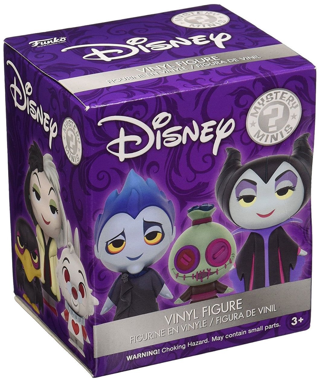 Funko PoP! Mystery Minis Disney Villains
