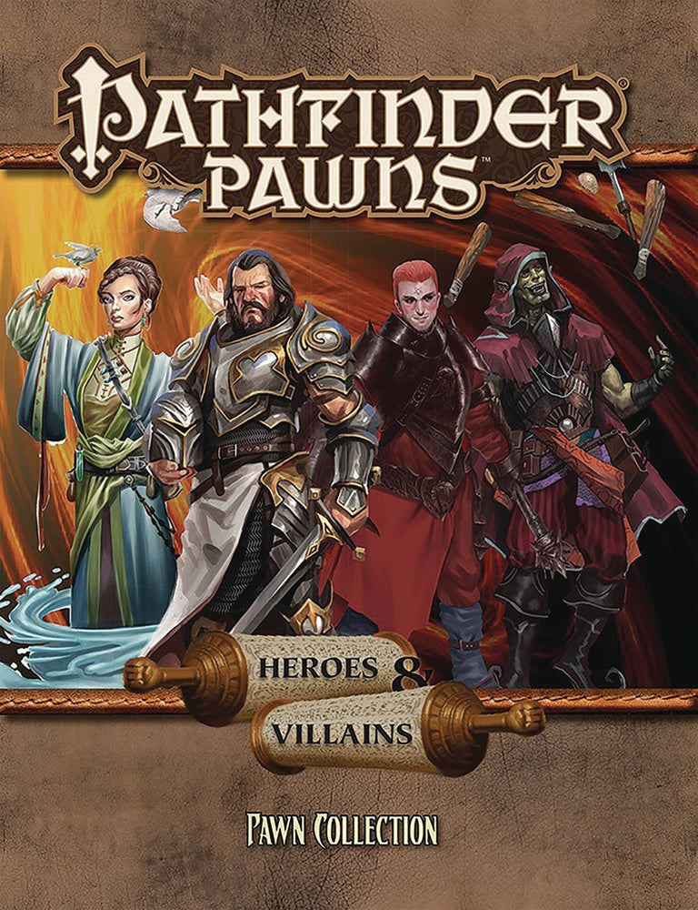 Pathfinder RPG: Pawns - Heroes & Villians Collection