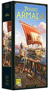 7 Wonders New Edition: Armada Expansion