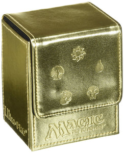Magic the Gathering: Mana Flip Top Deck Box Gold