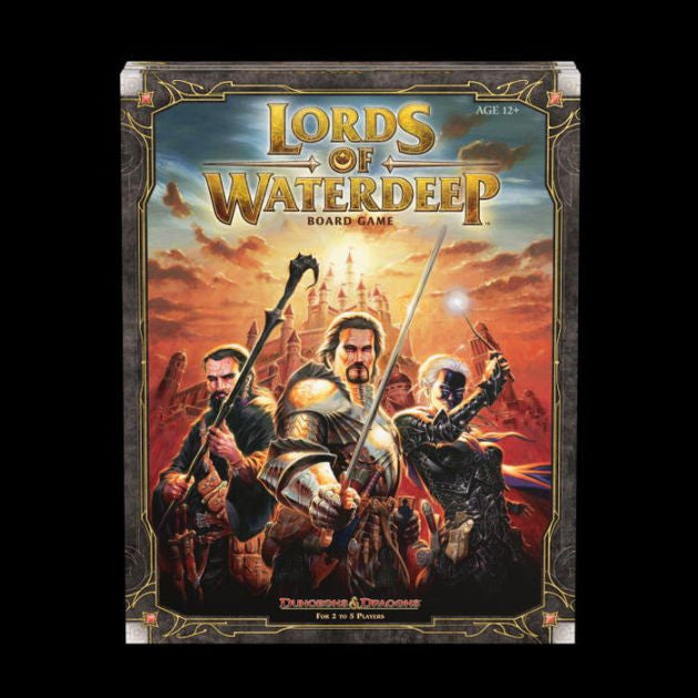 Dungeon & Dragons Lords of Waterdeep
