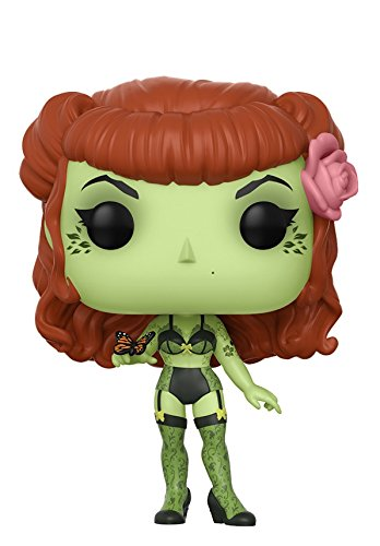 Pop! Heroes 224: DC Bombshells - Poison Ivy
