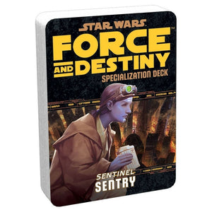 Star Wars RPG: Force and Destiny - Sentry Specialization Deck