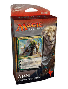 Magic The Gathering Ajani Valiant Protector Planeswalker Deck
