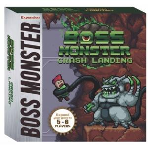 Boss Monster Crash Landing Mini-Expansion