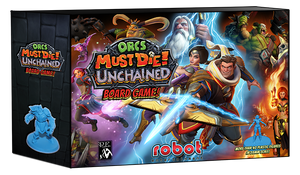 Orcs Must Die The Board Game Unchained Edition