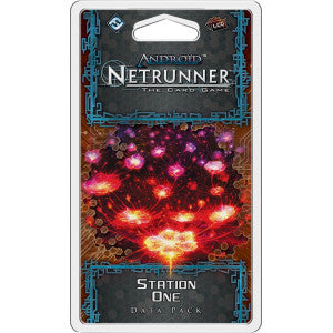 Android Netrunner LCG Station One Data Pack