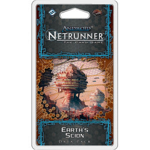 Android Netrunner LCG Earth's Scion Data Pack