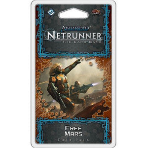 Android Netrunner LCG Free Mars Data Pack