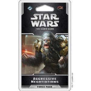 Star Wars LCG: Aggressive Negotiations Force Pack