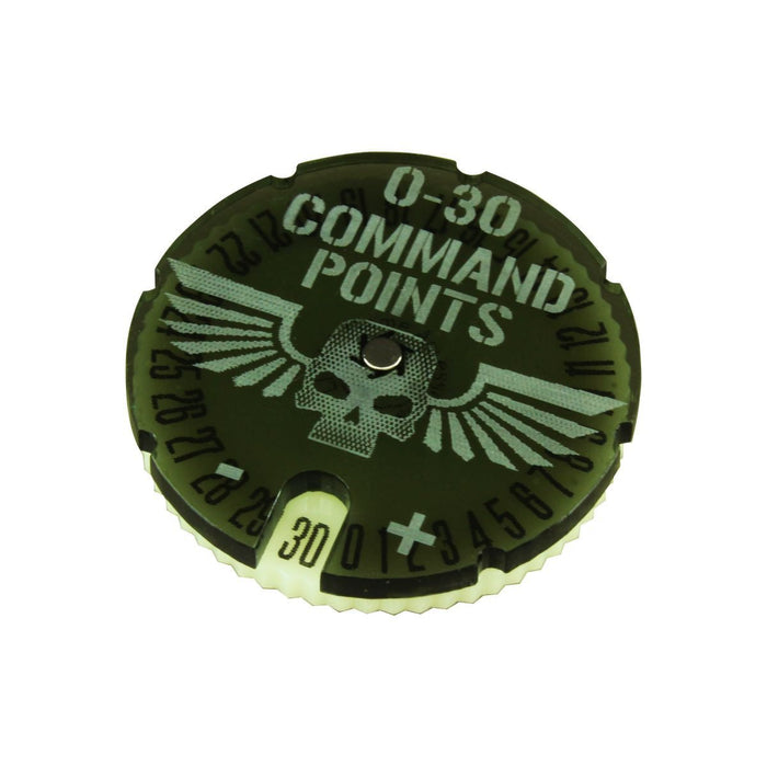Litko WH Command Points Dial, 0-30 (1)