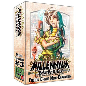 MillenniumBlade: Fusion Chaos Mini-Expansion