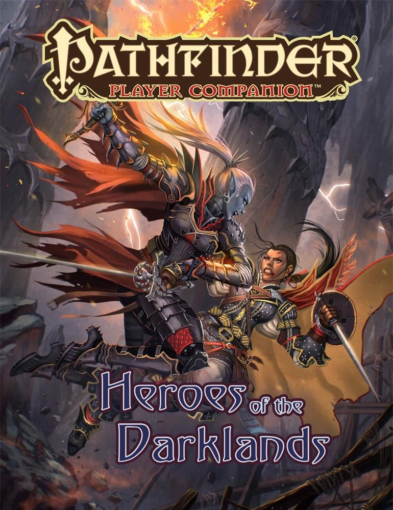 Pathfinder Player Companion Heroes of the Darklands