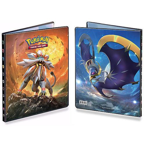 Pokémon 9-Pocket Portfolio Sun and Moon