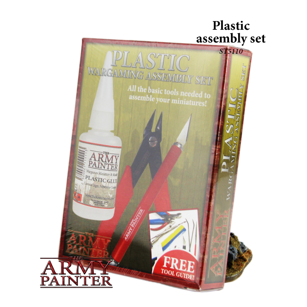 The Army Painter Plastic Wargaming Assembly Kit