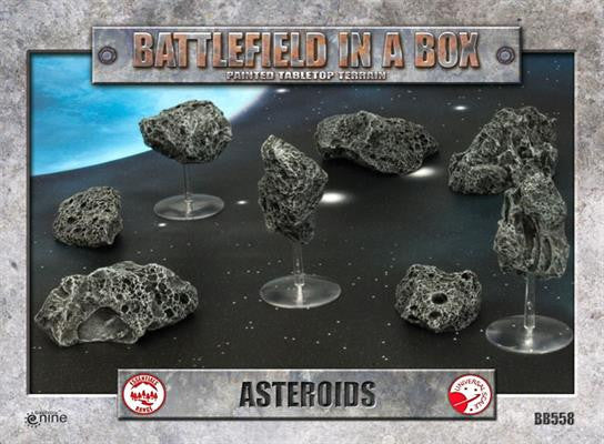 Battlefield In A Box Asteroids