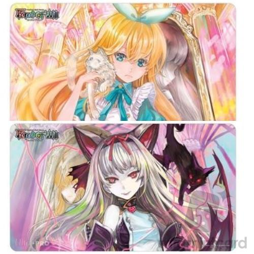 UltraPro Force of Will Playmat A4 Alice/L&S Double-Sided