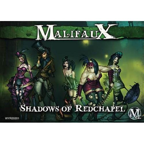 Malifaux Resurrectionists Shadows of Redchapel Box