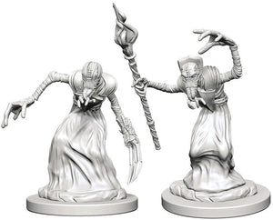 Dungeons & Dragons Nolzur's Marvelous Unpainted Miniatures Mindflayers
