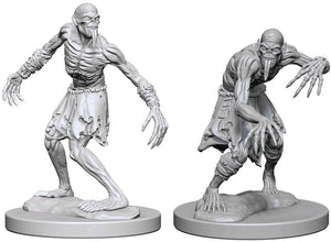 Dungeons & Dragons Nolzur's Marvelous Unpainted Miniatures Ghouls