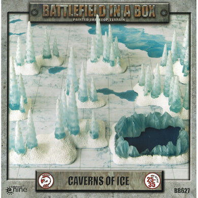 Caverns of Ice Encounter Pre-Painted 30mm Terrain