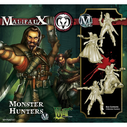 Malifaux: Guild Monster Hunter