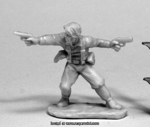Chronoscope: Bones Jake Ryan, Hero Explorer