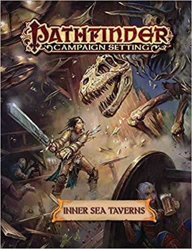 Pathfinder RPG: Campaign Setting - Inner Sea Taverns