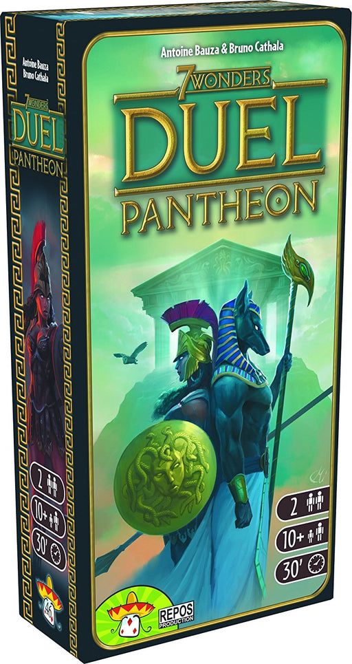 7 Wonders: Duel - Pantheon Expansion