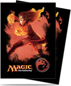 Magic Deck Protectors 80 Chandra
