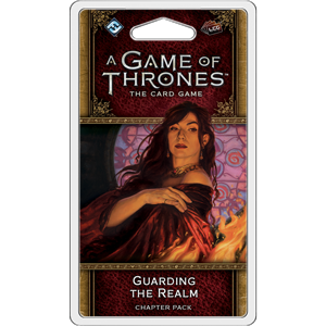 A Game of Thrones Card Game Guarding the Realm Chapter Pack