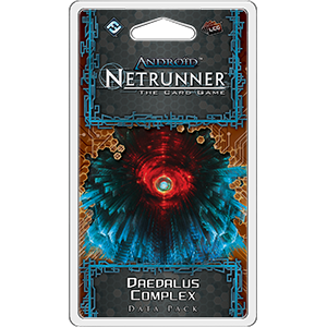 Android Netrunner LCG Daedalus Complex Data Pack
