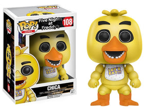 Funko PoP! Five Nights at Freddy's Chica 108