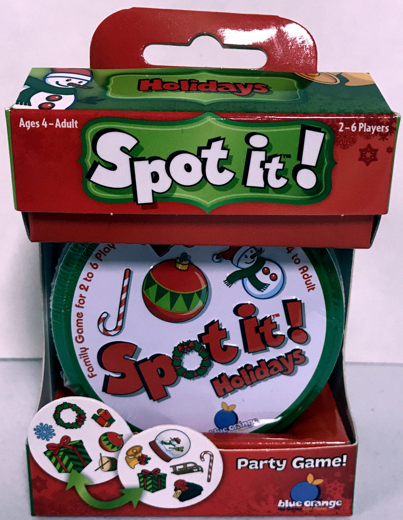 Spot It! Holidays Party Game