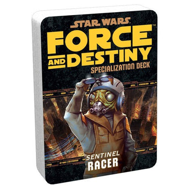 Star Wars RPG: Force and Destiny - Racer Specialization Deck